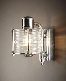 Classic Silver Wall Lamp - YRR