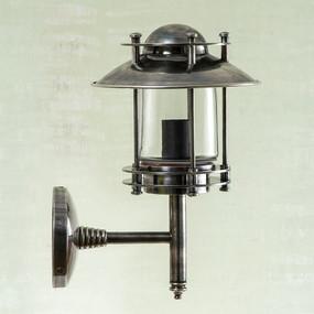 Classic Silver Wall Lamp - TRN