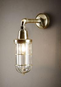 Classic Brass Wall Lamp - STR