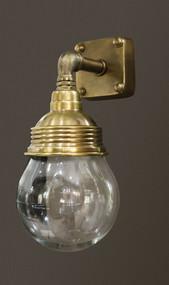 Classic Brass Wall Lamp - DVR