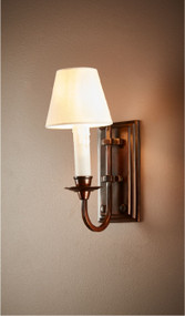 Wall Light In Bronze - EBRN