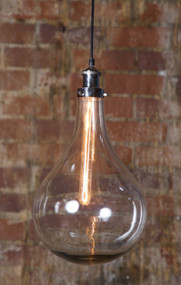 Single Glass Pendant Light - ODN