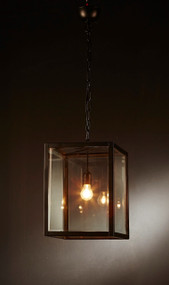 Small Pendant Light - ARC