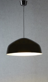 Pendant Light - Black with Silver RFF