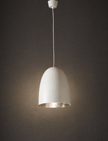 Rustic White Silver Hanging - DLC