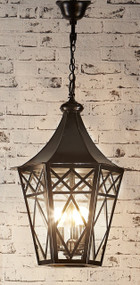 Lantern In Black - TSC