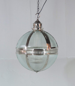 Glass Pendant Rounded Small - VGS