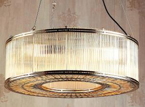 Ring Glass Pendant Light - VRR
