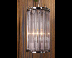 Small Pipe Glass Pendant Light - VRR