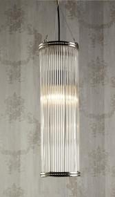 Large Pipe Glass Pendant Light - VRR