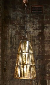 Large Pendant Light - CLV