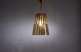 Pendant Light - Antique Copper CLV