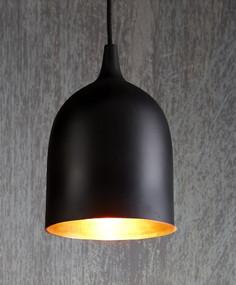 Ceiling Lamp Black Copper - LM