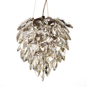 Glass Small Pendant Light - PTL