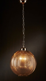 Large Pendant Light - CNC