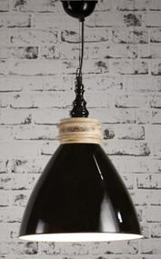 Pendant Light In Black - SRD