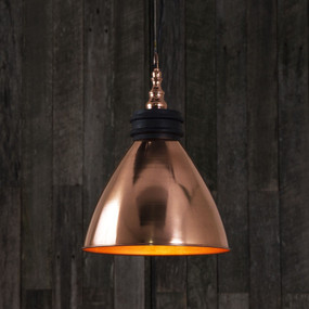Pendant Light In Copper - SRD