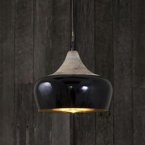 Pendant Light In Black - MLN
