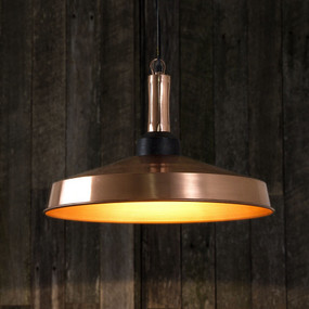 Pendant Light - Copper JFF
