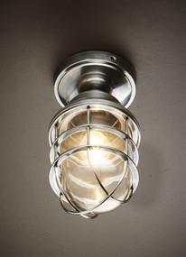 Ceiling Light - Antique Silver DLT