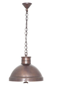 Pendant Light In Copper - MDS