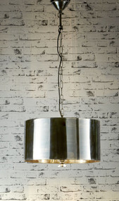 Pendant Light In Silver - LXN