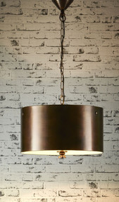Pendant Light In Copper - LXN