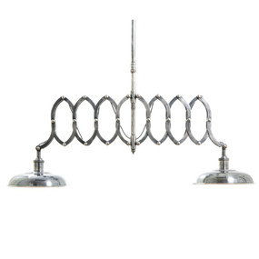 Modern Chic Hanging Lamp - BRN