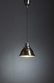 Pendant Light In Silver - RBR