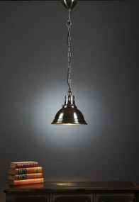 Pendant Light In Silver - STBR