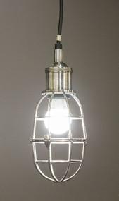 Pendant Light In Silver - LNC
