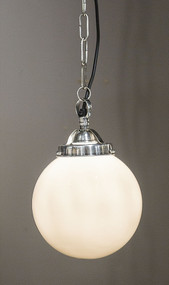 Small Pendant Light White - CLS