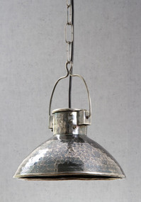 Classic Silver Pendant Light - ASH