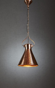 Pendant Light In Copper - MLW