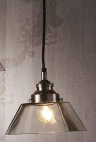 Pendant Light Antique Silver - KNT