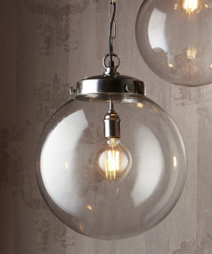 Large Pendant Light - CLS