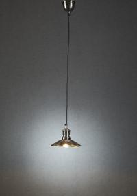 Pendant Light - Silver BLT