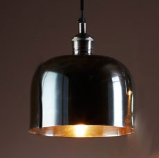 Rounded Small Hanging Lamp - DL