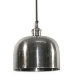 Rounded Medium Hanging Lamp - DL