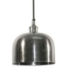 Rounded Medium Hanging Lamp - DL