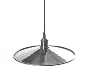 Medium Pendant Light Silver - NY