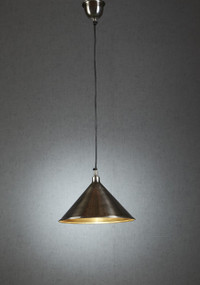 Pendant Light In Silver - RVR
