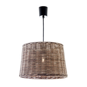 Round Pendant Light Large - WCK