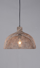 Medium Pendant Light Rustic - VLN