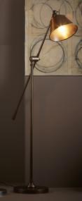Classic Brass Floor Lamp - WNS