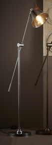 Classic Silver Floor Lamp - WNS