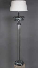 Glass Floor Lamp Base - CST