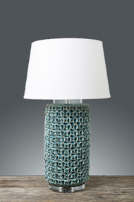 Table Lamp - Green WYN