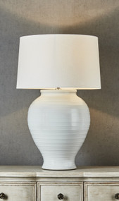 Emac & Lawton Ceramic Table Lamp - MNT