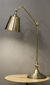 Classic Brass Table Lamp - CB